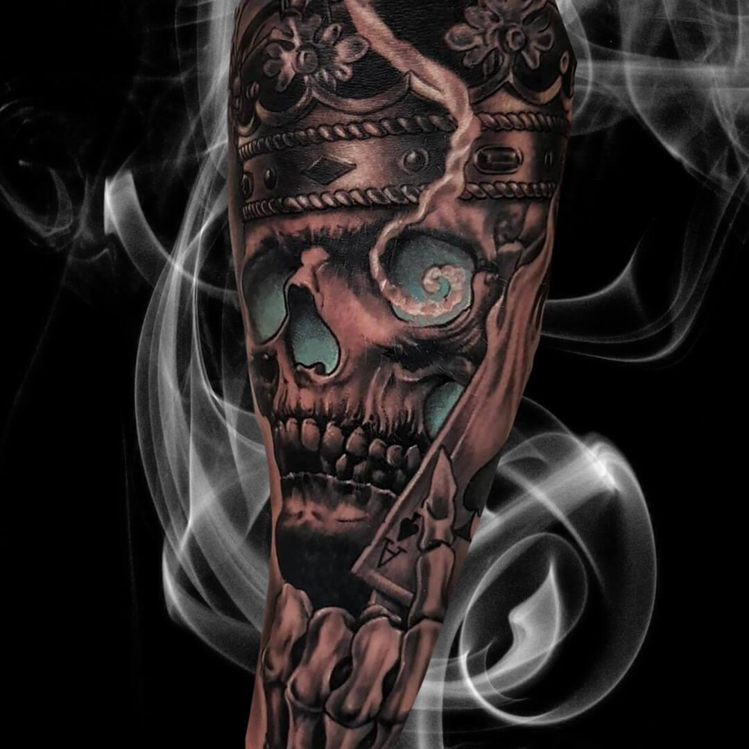 Alex Smoke Skull