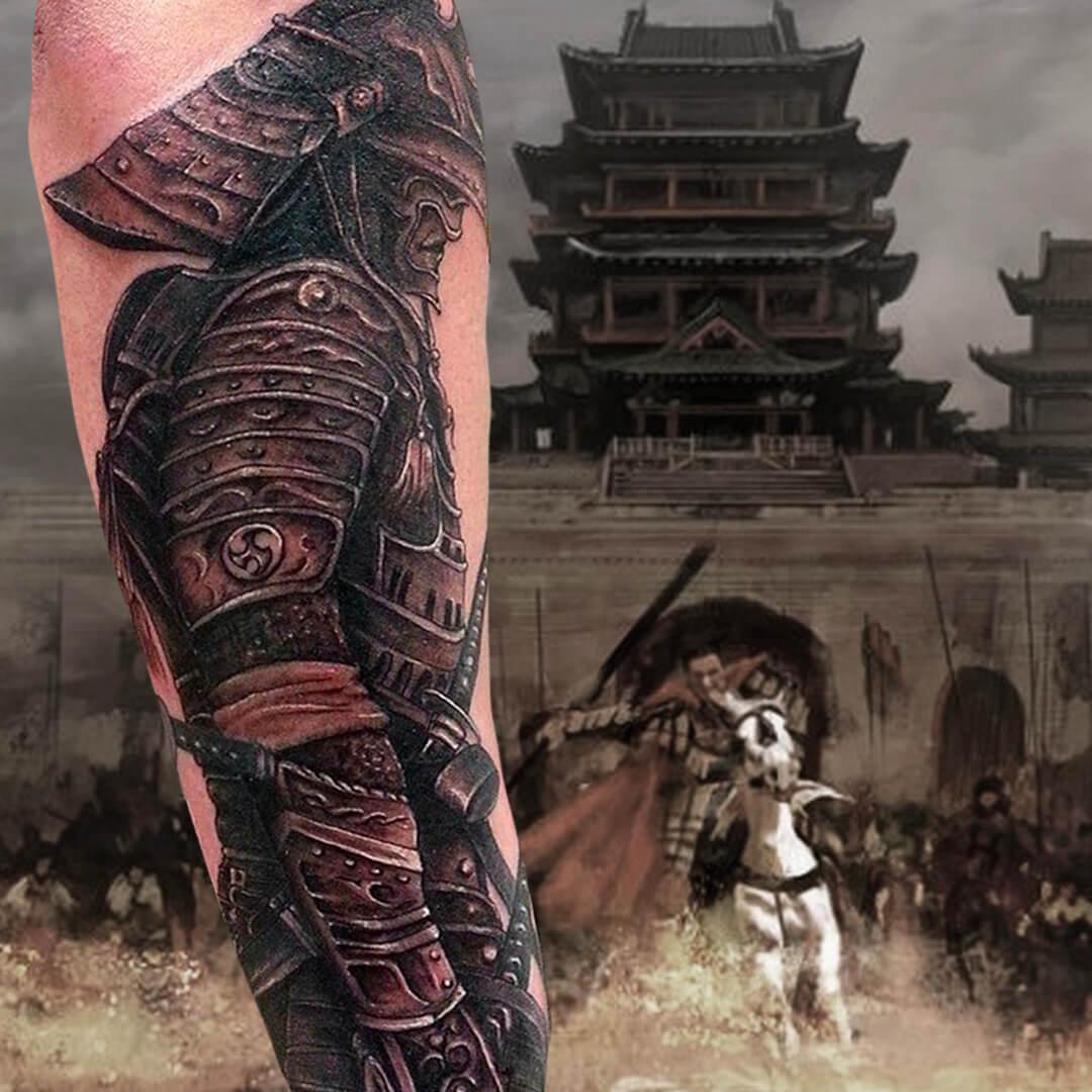 DC Samurai