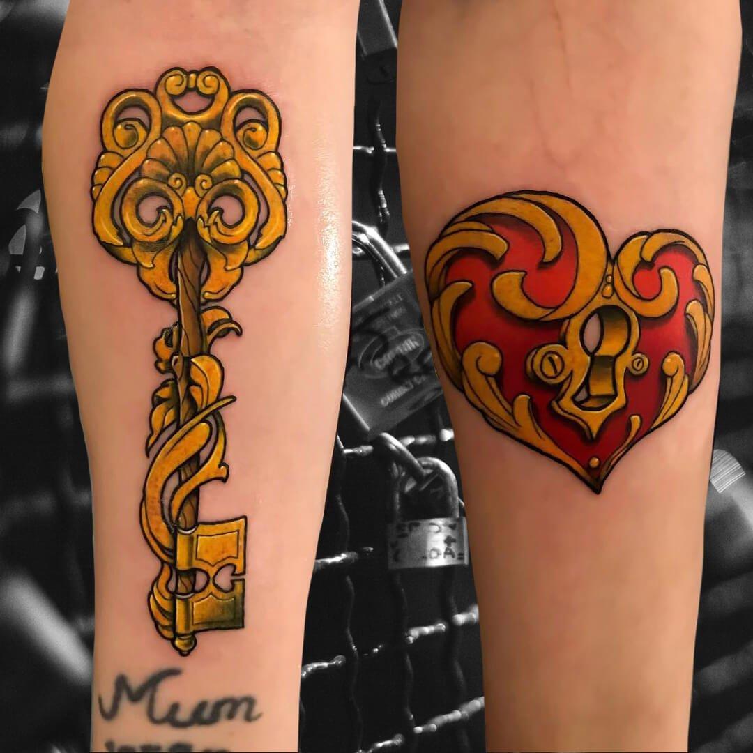 Ken Heart & Lock