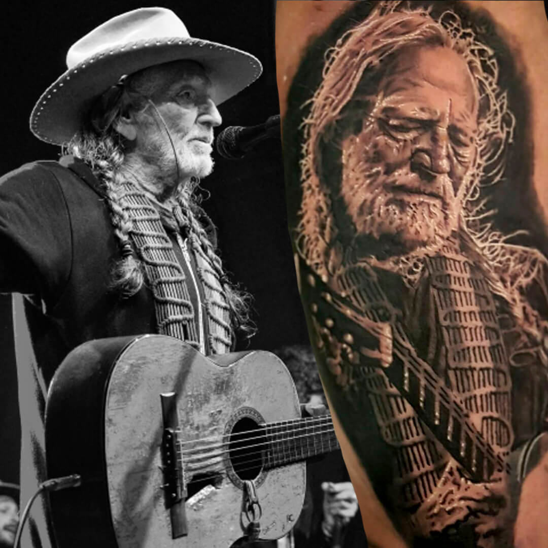 Willie Nelson B&G